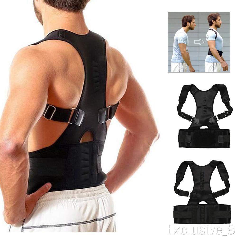 Posture Corrector & Shoulder Back Support Belt for Men and Women