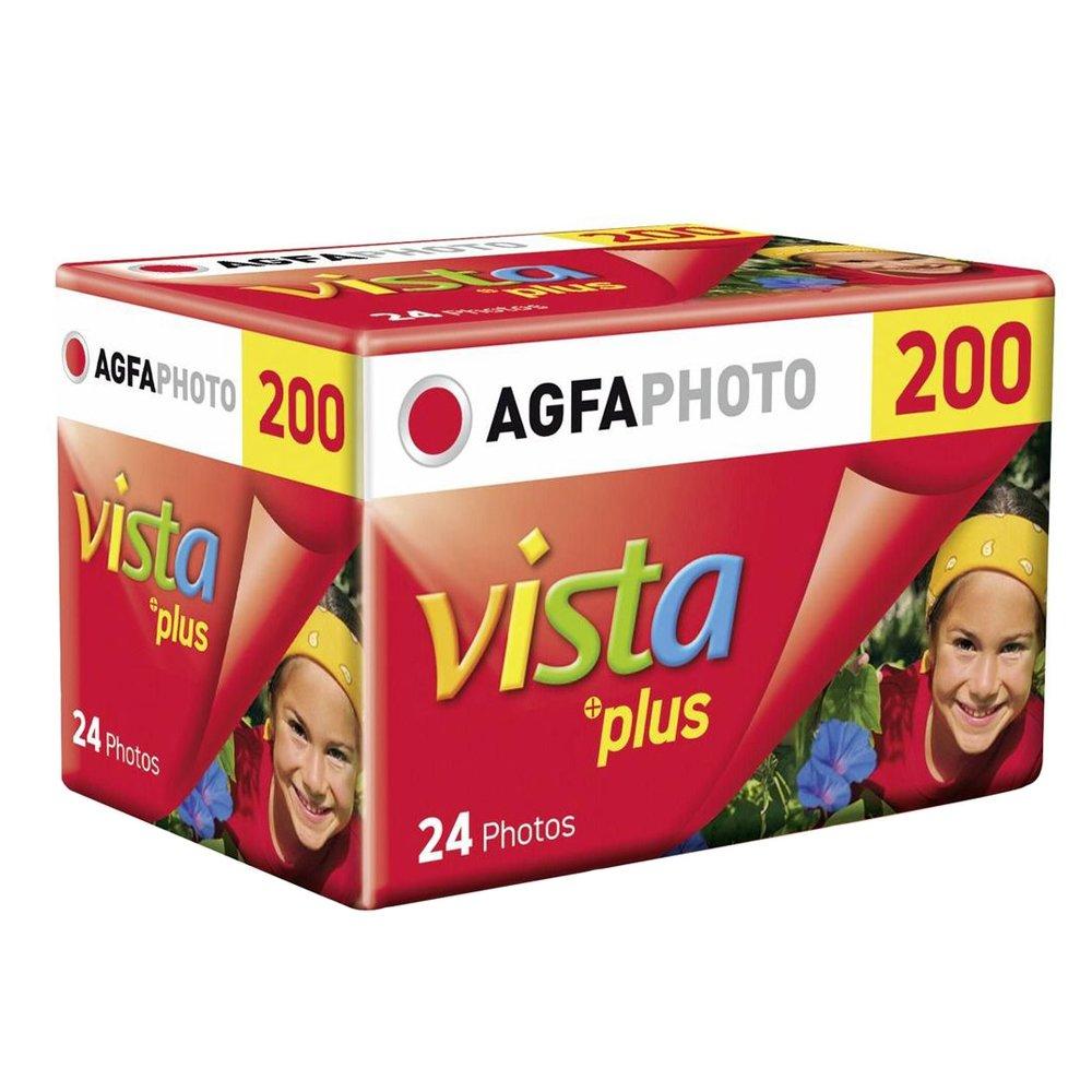 Agfa Photo Vista Plus 200 カラーネガフィルム 35mm 24枚撮 B000L9PLHM  35mm 24枚撮