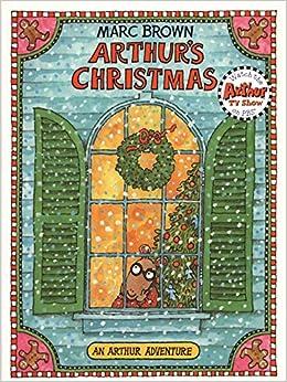 Arthur's Christmas: An Arthur Adventure (Arthur Adventures): Marc ...