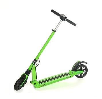 E-Twow Booster S2 - Patinete eléctrico, color verde: Amazon ...