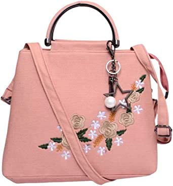 Hand and cross bag for women - Pink