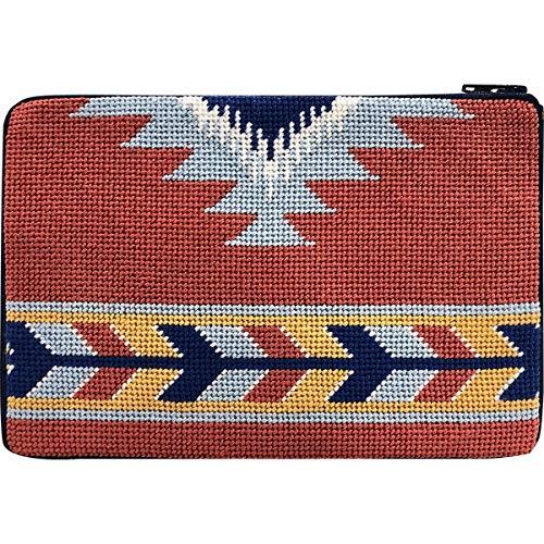 (Stitch & Zip Needlepoint Cosmetic Purse Kit- Southwest)