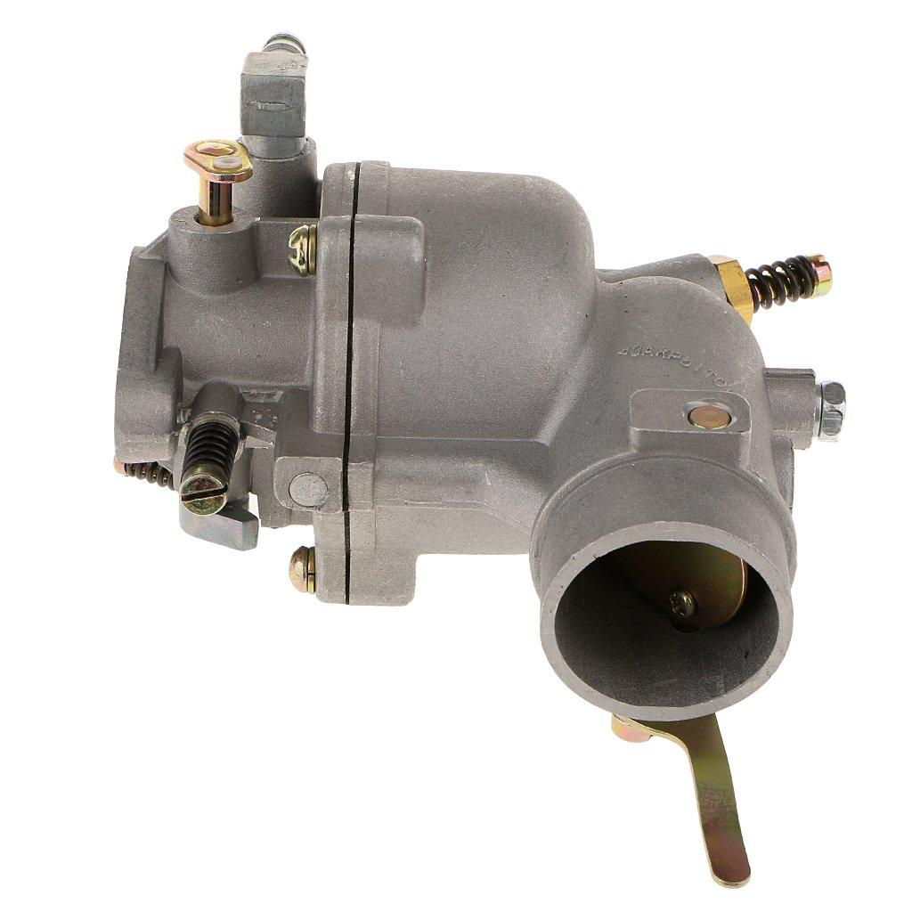 Generic Carburatore Per Briggs e Stratton 7 8 Hp Motore Sostituisce 390323 394228 L Testa