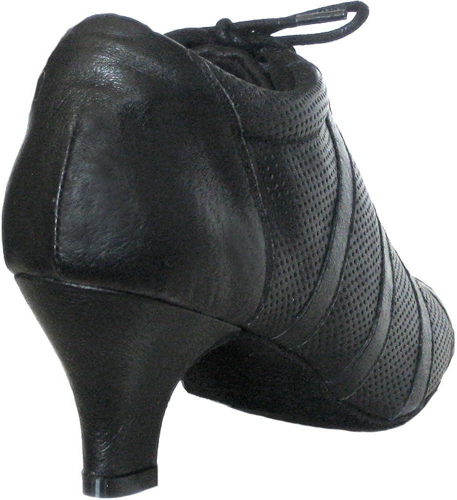Tango Sneakers La Vikinga Shoes Tango Shoes BLACK Dance Sneakers Practice Shoes Leather Shoes