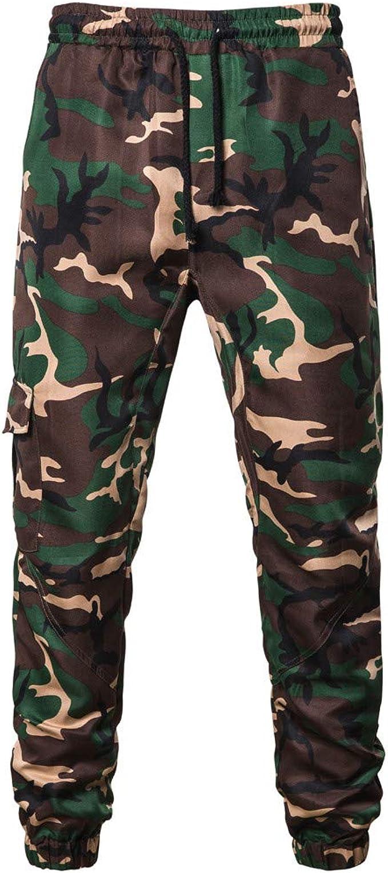 Pantalones para Hombre,Chándal de Hombres Camuflaje Impresión Pantalones Ropa Gym Hombre Casuales Jogging Pantalon Trend Largo Pantalones Deportivos Pants Trekking Hombres vpass: Amazon.es: Ropa y accesorios