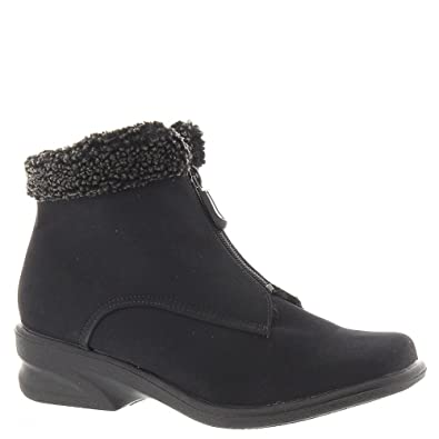 Toe Warmers Women's Monique Boots Black ...
