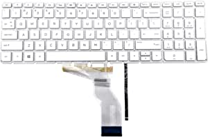 Keyboards4Laptops German Layout Backlit Black Windows 8 Laptop Keyboard for HP Pavilion 15-ab107na HP Pavilion 15-ab107ns HP Pavilion 15-ab107nl HP Pavilion 15-ab107ng HP Pavilion 15-ab107nf