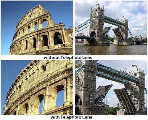 Amazoncom 22x Telephoto Lens For The Canon Sl1 T5 T3 T6s T6i T5i