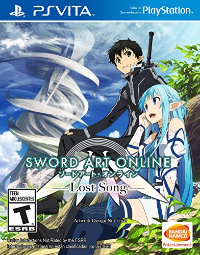 Sword Art Online: Lost Song - PlayStation Vita