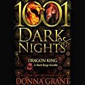 Dragon King Audiobook by Donna Grant Narrated by Terry Donnelly