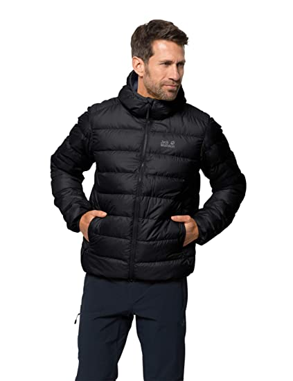 7a1a10e09 Amazon.com: Jack Wolfskin Men's Helium Down Jacket: Clothing