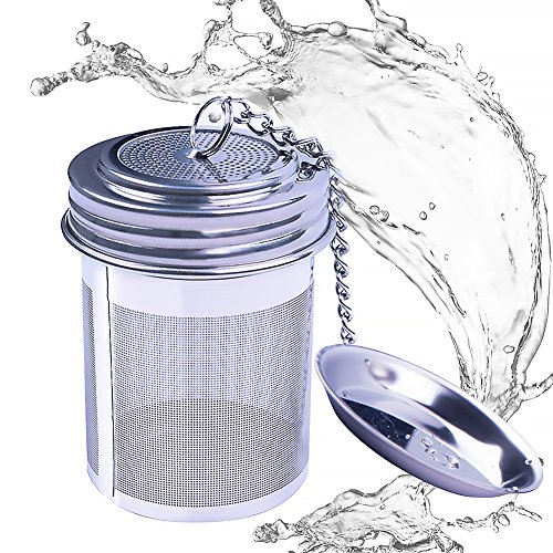 Stainless Steel Mesh Strainer Tea Ball - 6