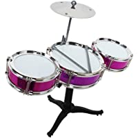 Tickles Multicolor Jazz Drum Set for Kids Musical Toy (31 cm)