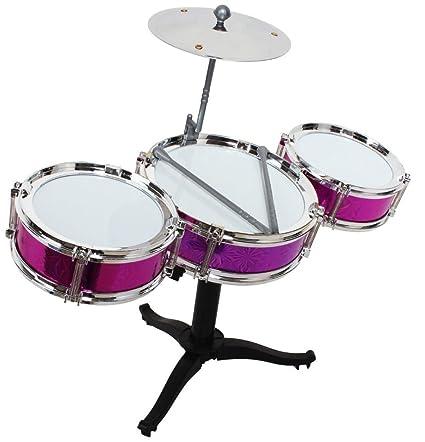 Tickles Kids Jazz Drum Set Sound Toys at amazon