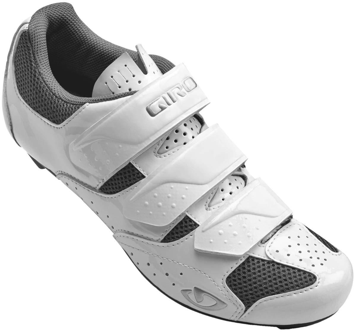 Giro Techne Cycling Shoes - Women's White/Silver 38