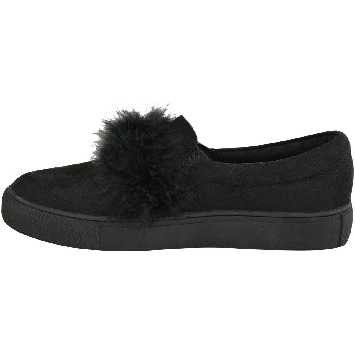 Sneakers casual nere per bambina Fashion thirsty CMJ7PjYoJm