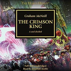 The Crimson King Audiobook
