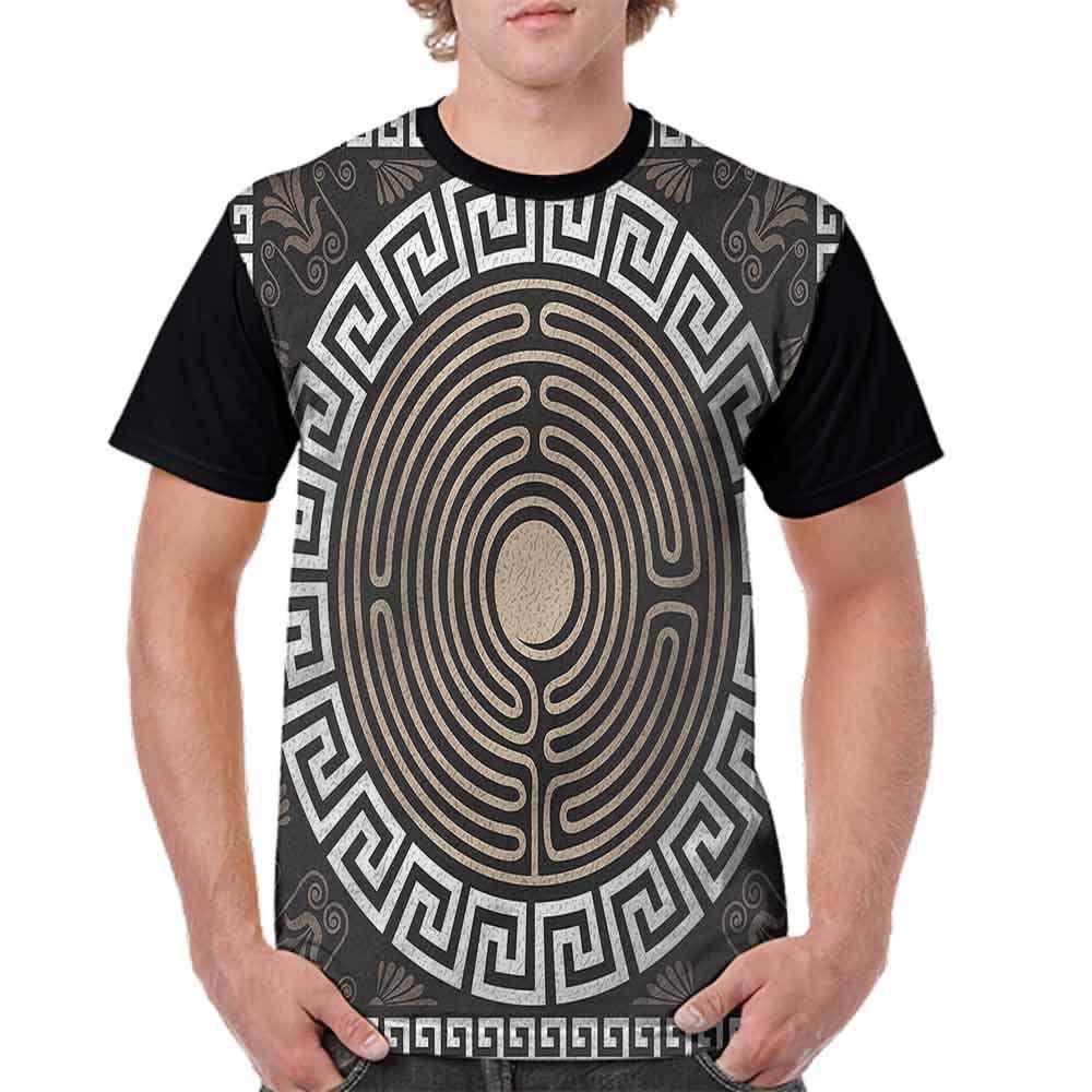 BlountDecor Printed T-Shirt,Uplifting Quote Pattern Fashion Personality Customization