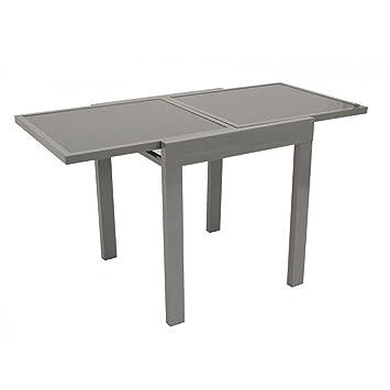 AluminiumVerre 65 Extensible 65130 Table X Balcon Amalfi Cm roWxBdCeEQ