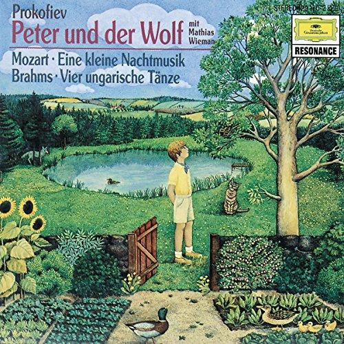 UPC 028942917026, Prokofiev: Peter & Wold / Brahms: Hungarian Dances