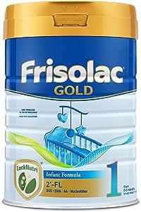 Frisolac Gold Stage 1 Infant Milk Formula, 0-6 months, 900g