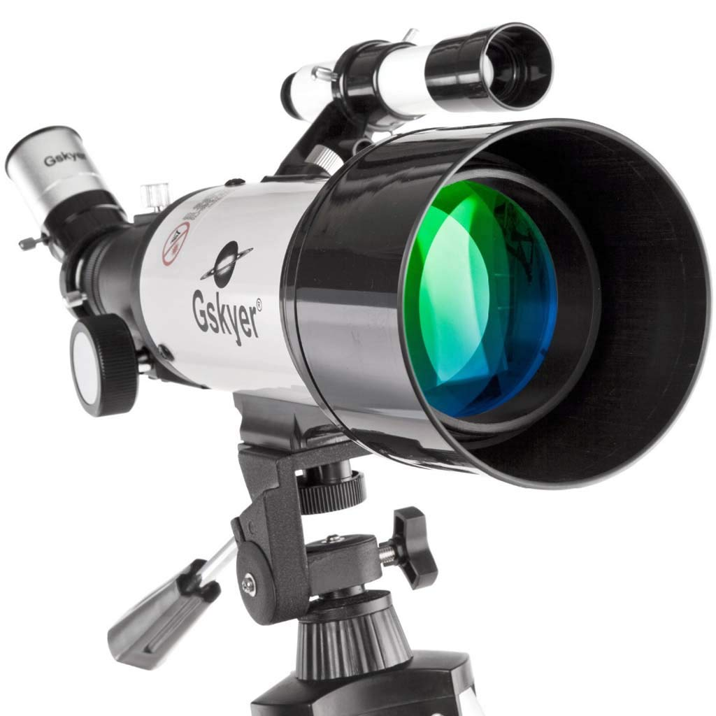 Jzmae New (400 X 70mm) German Technology Refractor Astronomical Telescope HD by Jzmae