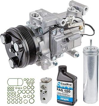 A//C Compressor Clutch For Mazda 3 04-09 Mazda 3 Sport 09 Mazda 5 06-10 IC57463