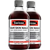 2瓶装|SWISSE 胶原蛋白口服液500ml 支持胶原蛋白合成 美容养颜 滋养肌肤 澳洲品牌 原装进口
