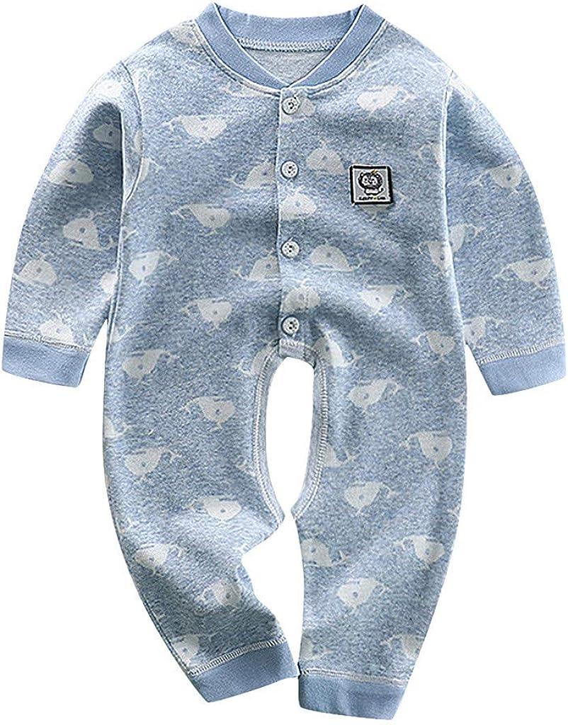Noël bébé fille à volants Ange pyjama à manches longues Noël vêtements Sleepwear