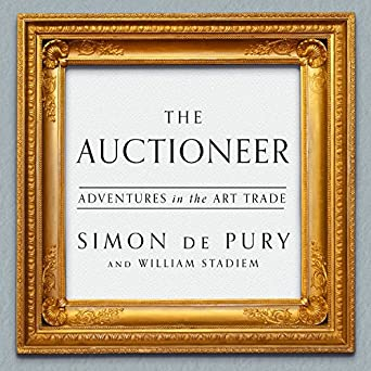 the auctioneer adventures in the art trade english edition