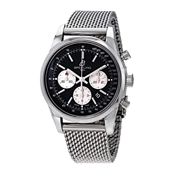 0dffa8938a1 Image Unavailable. Image not available for. Color: Breitling Transocean  Chronograph ...