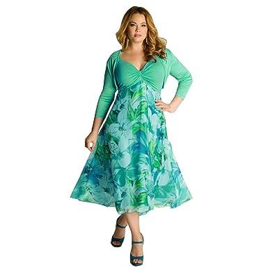 33635b7804 vestidos de mujer Switchali Mujer Verano casual moda floral Vestido de  baile atractivo ropa mujer talla