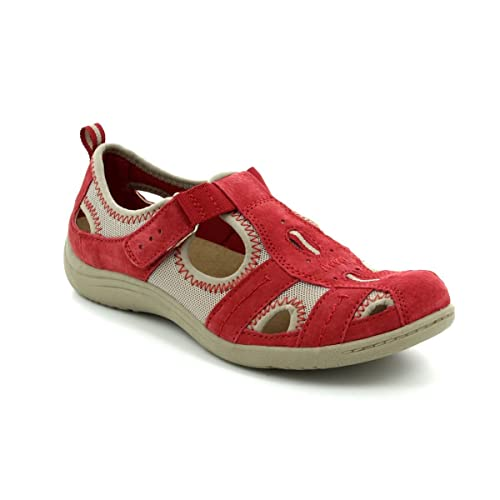 cffaf23957e Earth Spirit Madison - Red Womens Shoes 6 UK  Amazon.ca  Shoes ...