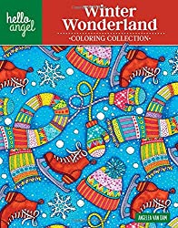 Hello Angel Winter Wonderland Coloring Collection (Hello Angel Coloring Collection)