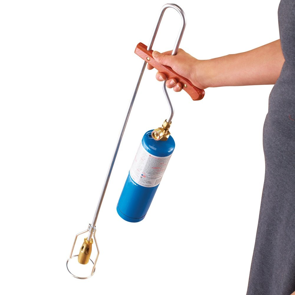 TRENTON Portable Propane Weed Ice Torch