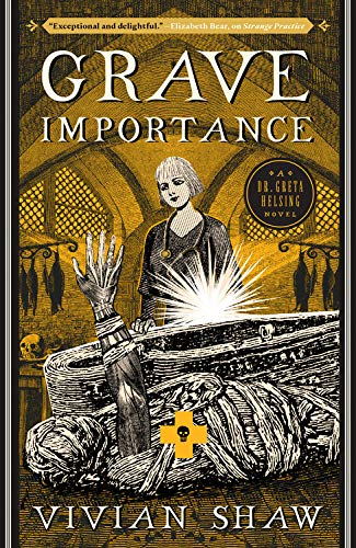 Book Cover: Grave Importance