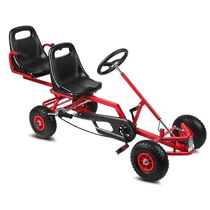 2 Asientos 4 Ruedas Vehículos para niños Niños Carreras de karts ...