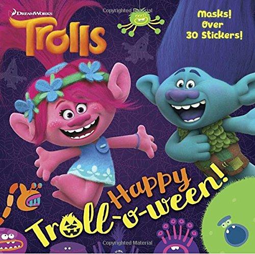 Happy Troll-o-ween! (DreamWorks Trolls) (Pictureback(R))