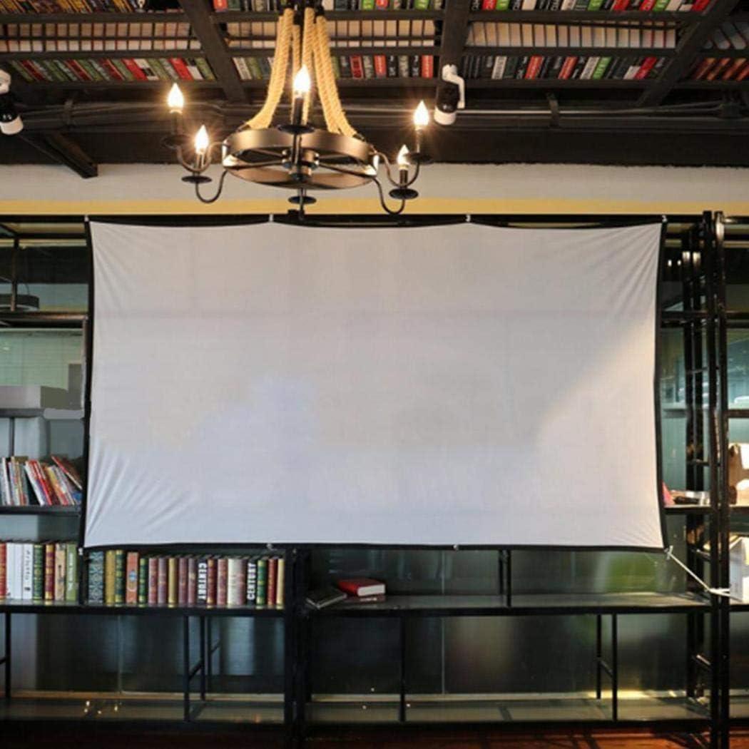 Sharpy Schermo di proiezione resistente alla luce domestico pieghevole portatile dello schermo di film Accessori