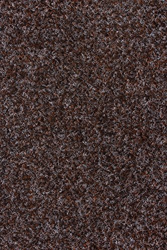 Kunstrasen Field, Rasenteppich mit Drainage-Noppen aus Filz, diverse Größen, braun, Größe:200x300cm