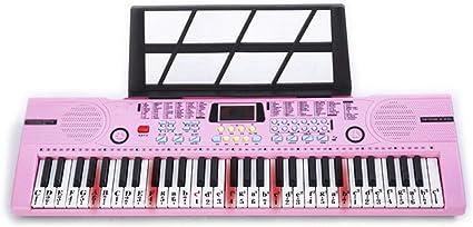 Teclado De Niños 61 Llaves, Teclado De Piano Musical para ...