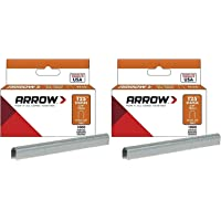 Arrow Fastener 256 Genuine T25 3/8-Inch Staples (2 Pack)