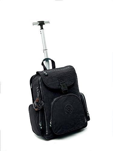 Amazon.com: Kipling Luggage Alcatraz Wheeled Backpack with Laptop ...