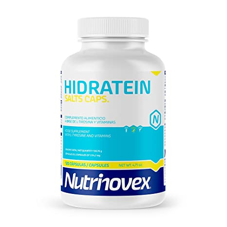 Nutrinovex Hidrateín - 120 Cápsulas