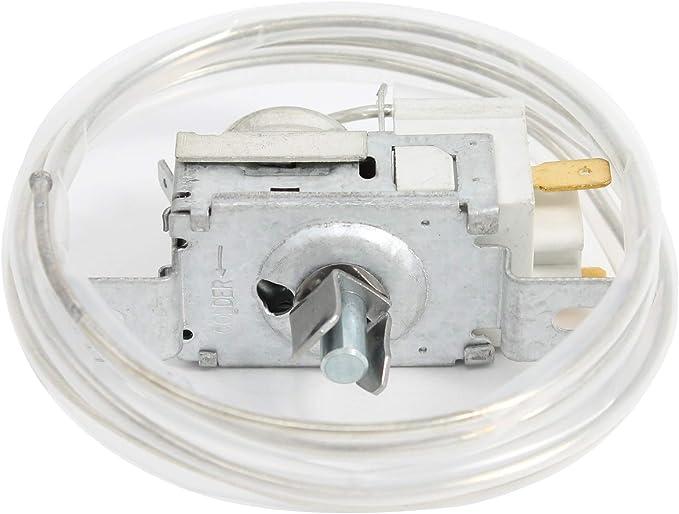 Thermostat wandanschluß anschlußgarnitur Chrome Valve moyens Port Radiateur