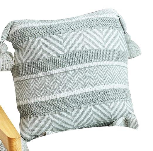 Decorativo Funda E Almohada Throw Pillow Casefunda De Cojín ...