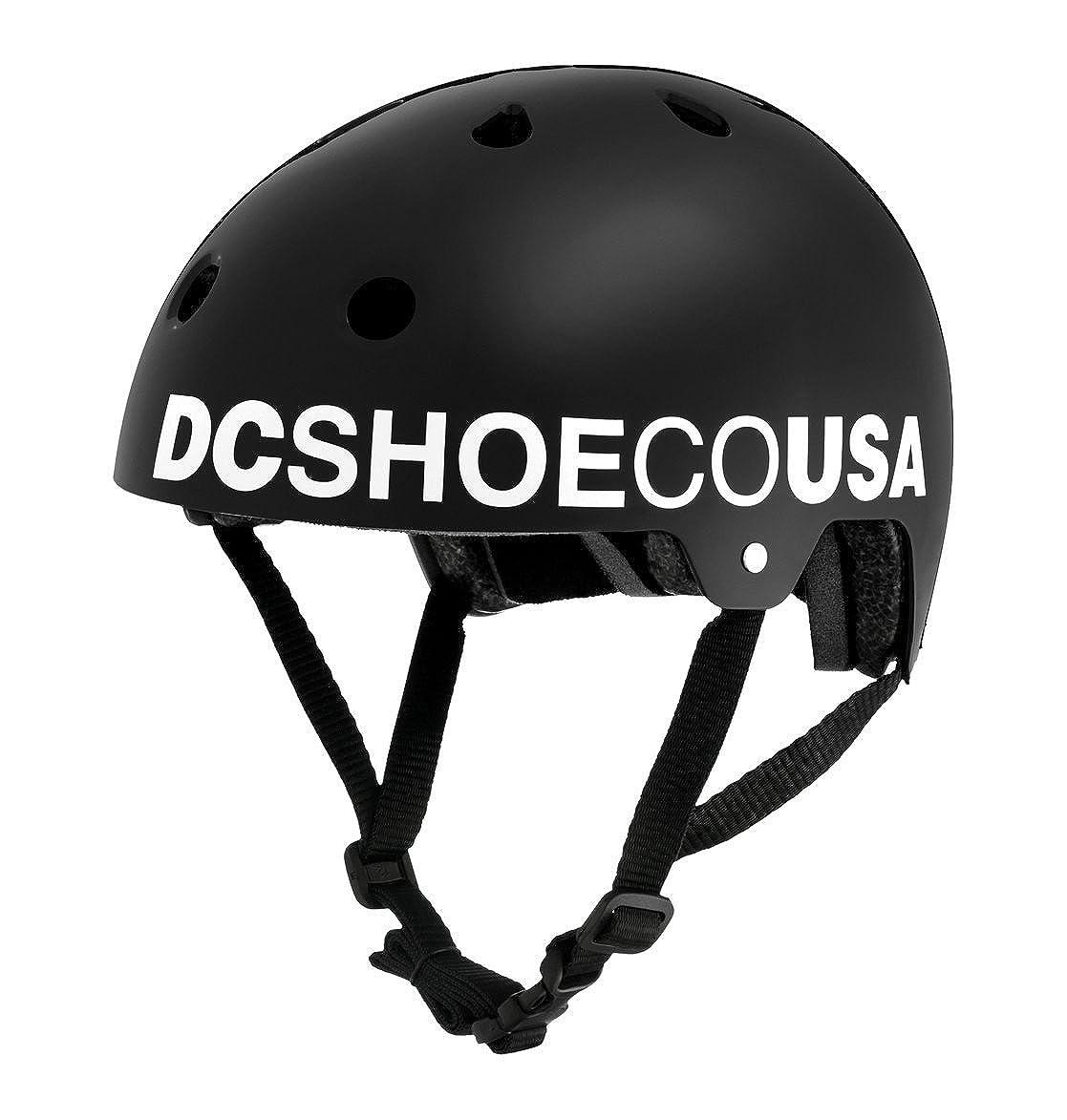 DC Shoes Askey 3 - Casque de Skate - Homme - M - Noir Dcshoes