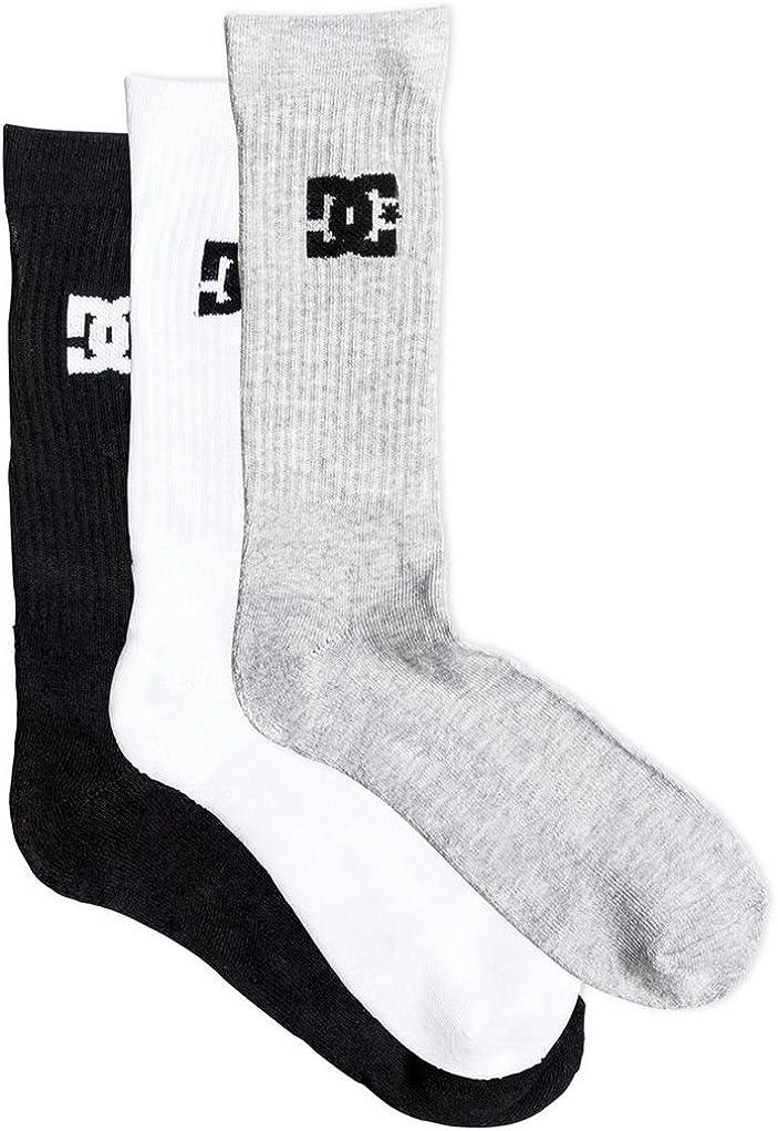 DC SPP Crew 3 Pack Socks