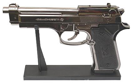 PIA INTERNATIONAL® ABS BODY US9mm M9 Pistol Shaped Gun LIGHTER