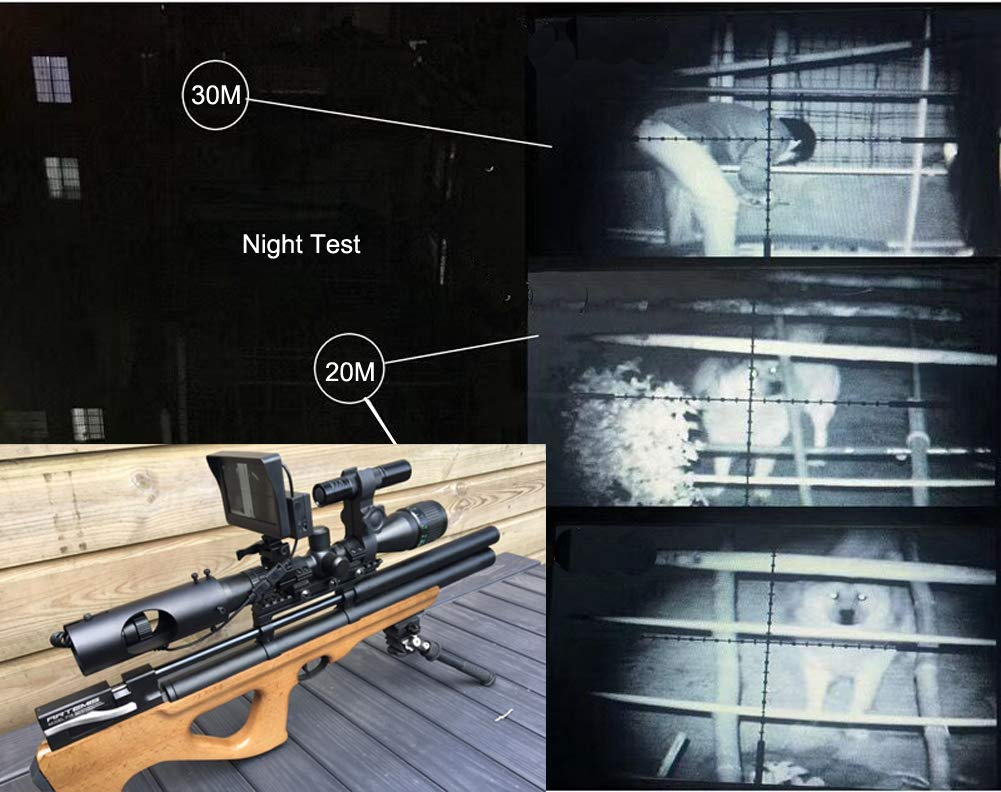 night vision for scope